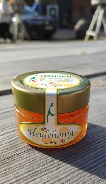 Hansenhof Honig - Heidehonig 80g