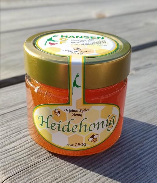 Hansenhof Honig - Heidehonig 250g