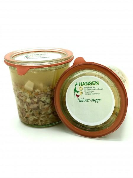 Hühner-Suppe